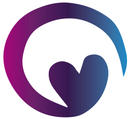 Detalle del logotipo del Instituto Vive